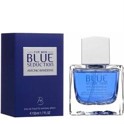 ANTONIO BANDERAS Blue Seduction  men  50ml edt - фото 43546