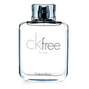CALVIN KLEIN FREE men tester 100ml edt