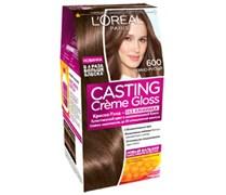 Л`Ореаль Краска для волос Кастинг 600 темный русый
