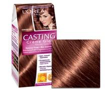Л`Ореаль Краска для волос Кастинг 724 карамель