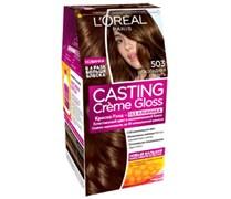 Л`Ореаль Краска для волос Кастинг 503  шоколад.глазурь