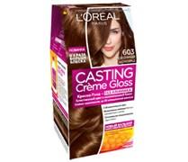 Л`Ореаль Краска для волос Кастинг 603 мол.шоколад