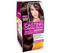 Л`Ореаль Краска для волос Кастинг 525 шоколадный фондан