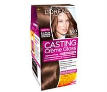 Л`Ореаль Краска для волос Кастинг 680 шок.мокко