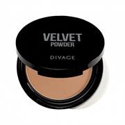 Divage Пудра Компактная Velvet 5202 тон