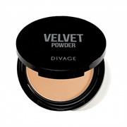 Divage Пудра Компактная Velvet 5204 тон