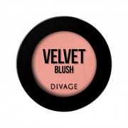 Divage Румяна Компактные Velvet 8701 тон