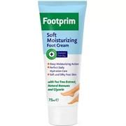 BULGARIA FOOTPRIM Крем для ног увлажняющий Soft Moisturizing 75 мл
