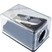 ART-VISAGE Точилка для ультра тонкого карандаша (с крышкой)(9062)