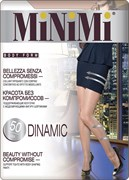 MiNiMi Колготки Dinamic 50 Nero 3