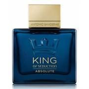 ANTONIO BANDERAS King of Seduction Absolute men tester  50ml edt
