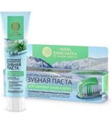 Natura Kamchatka Паста зубная камчатская для здоровья зубов и десен 100 мл