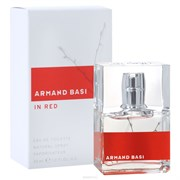 ARMAND BASI RED lady  30ml edt