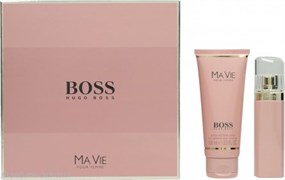 BOSS MA VIE lady набор (50ml edp+лосьон д/т 100мл)