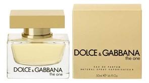DOLCE & GABBANA THE ONE lady 50 ml edp