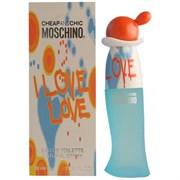 MOSCHINO I LOVE LOVE lady 30ml edt