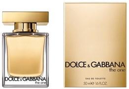 DOLCE & GABBANA THE ONE lady 50 ml edt