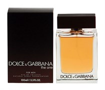 DOLCE & GABBANA THE ONE for men 100 ml edt