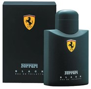 FERRARI BLACK men  75ml edt