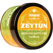 HAMMAM Мыло густое ZEYTUN Алеппское для волос и тела 400 мл