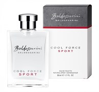 BALDESSARINI Cool Force Sport men  50ml edt NEW