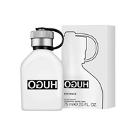 HUGO BOSS REVERSED men  75ml edt NEW