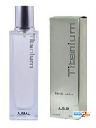 AJMAL TITANIUM men 100ml edp