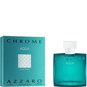 LORIS AZZARO CHROME Aqua men tester 100ml edt