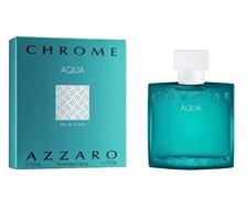 LORIS AZZARO CHROME Aqua men 100ml edt NEW