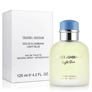 DOLCE & GABBANA BLUE men  TESTER 125ml edt