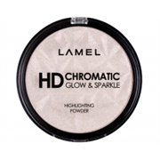 LAMEL Пудра хайлайтер для лица HD Chromatic №102