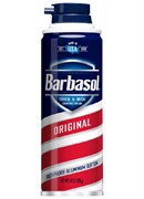 BARBASOL Крем-пена д/бритья ORIGINAL 170 мл