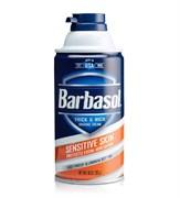 BARBASOL Крем-пена д/бритья SENSITIVE SKIN 283 мл