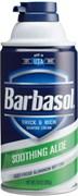 BARBASOL Крем-пена д/бритья SOOTHING ALOE смягч.283 мл