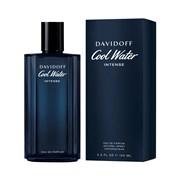 DAVIDOFF COOL WATER INTENSE men 125ml edp NEW