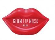 GLAM LIP Маска для губ Гидрогелевая РОЗА 50 гр