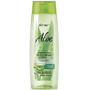 BITЭКС ALOE 97% Шампунь-ELIXIR Д/сух.,ломких волос 400 мл