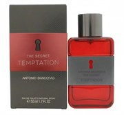 ANTONIO BANDERAS The Secret Temptation men  50ml edt