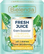 BIELENDA FRESH JUICE Крем-бустер для лица АНАНАС увлажн. 50 мл