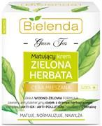 BIELENDA GREEN TEA Крем ДНЕВНОЙ от жирного блеска 50 мл