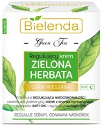 BIELENDA GREEN TEA Крем НОЧНОЙ регулирующий 50 мл