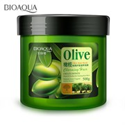 BIOAQUA Маска для волос Питательная ОЛИВА 500г