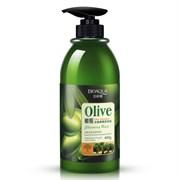 BIOAQUA Шампунь для волос с маслом ОЛИВЫ 400мл