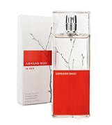 ARMAND BASI RED lady 100ml edt