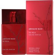 ARMAND BASI RED lady  50ml edP