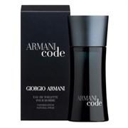 ARMANI CODE men  75ml edt