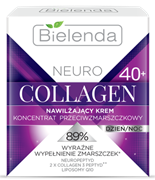 BIELENDA NEURO COLLAGEN 40+ Крем-концентрат против морщин 50 мл
