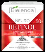 BIELENDA NEURO RETINOL 50+ Крем ДЕНЬ/НОЧЬ Подтягив..50 мл
