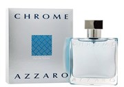 LORIS AZZARO CHROME men mini  7ml edt