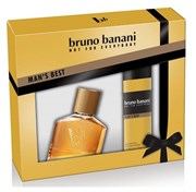 BRUNO BANANI MAN'S BEST набор (30 мл edt+дез-нт 50мл)